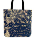 Custom tote bag with your favourite book cover - Gifts For Reading Addicts