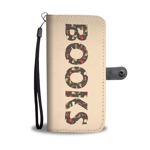 """BOOK"" wallet case - Gifts For Reading Addicts"