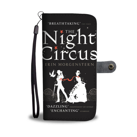 Night circus wallet case - Gifts For Reading Addicts