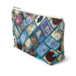 Alice In Wonderland Accessory Pouch for book lovers - Gifts For Reading Addicts