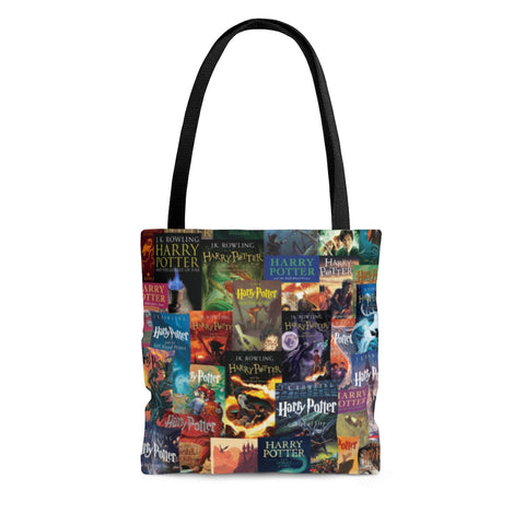 HP book Covers Tote Bag - Gifts For Reading Addicts