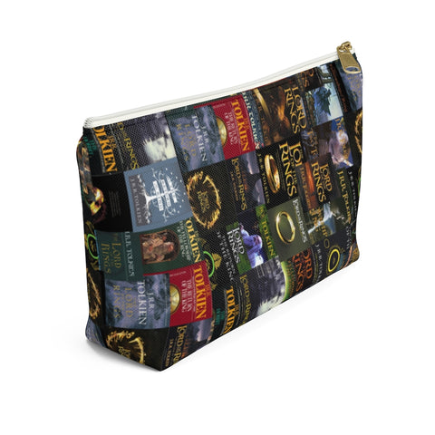 The Lord Of The Rings Accessory Pouch for book lovers - Gifts For Reading Addicts