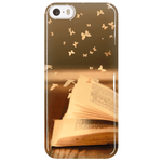 butterflies & books Phone Cases - Gifts For Reading Addicts