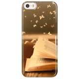 butterflies & books Phone Cases-For Reading Addicts