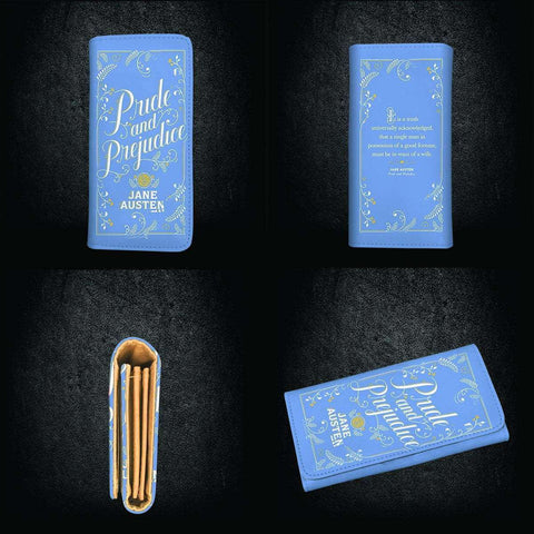 """Pride And Prejudice""Womens Wallet - Gifts For Reading Addicts"