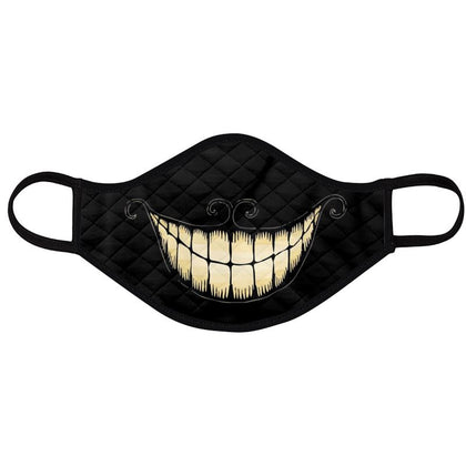 Alice Cat Smile Face Mask (Deluxe Edition) - Gifts For Reading Addicts