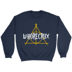 """Whorecrux"" Sweatshirt - Gifts For Reading Addicts"