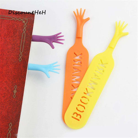 4pcs/set The BOOK MARK Help Me Novelty Bookmark - Gifts For Reading Addicts
