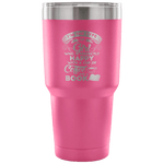 Tea Girl Travel Mug - Gifts For Reading Addicts