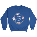 """Happy place"" Sweatshirt"