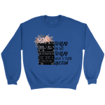 """To read or not to read"" Sweatshirt - Gifts For Reading Addicts"