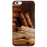 Books & Glasses Phone Cases-For Reading Addicts