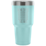 Drink Coffee Take Naps Travel Mug - Gifts For Reading Addicts