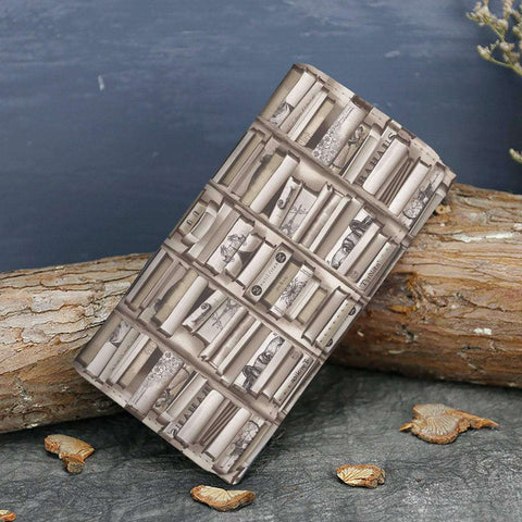 """Book Cover""Womens Wallet - Gifts For Reading Addicts"