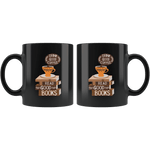 """Drink Good Coffee""11oz Black mug - Gifts For Reading Addicts"