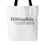 Bibliophile Tote Bag - Gifts For Reading Addicts