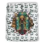 Doctor Who Rose Tyler Duvet Cover Set - Gifts For Reading Addicts