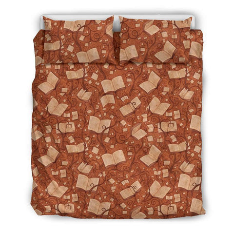 Books Garden Bedding - Gifts For Reading Addicts