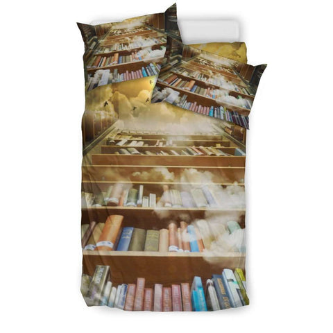 Book heaven bedding-For Reading Addicts