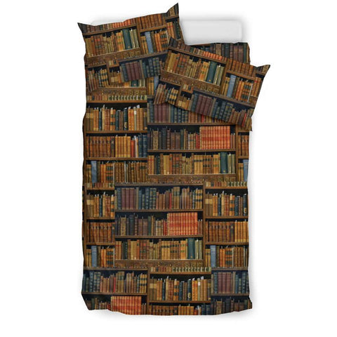 booklover bedding-For Reading Addicts
