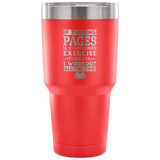 Bookish exercise Travel Mug - Gifts For Reading Addicts