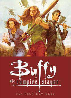 Buffy Comic Book cover Locket Necklace Bronze tone jewelry the vampire story B0948 - Gifts For Reading Addicts
