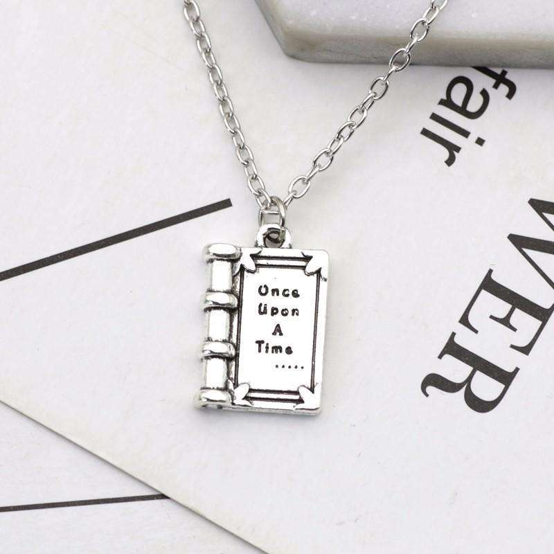 Fairy tale pendant necklace fra aloadofball Image collections