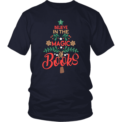 """The magic of books"" Unisex T-Shirt"