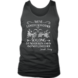 """We've loved each other"" Men's Tank Top - Gifts For Reading Addicts"
