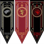 Game of Thrones Banner Flags - Gifts For Reading Addicts
