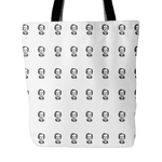 Poe-ka Dot Tote Bag - Gifts For Reading Addicts