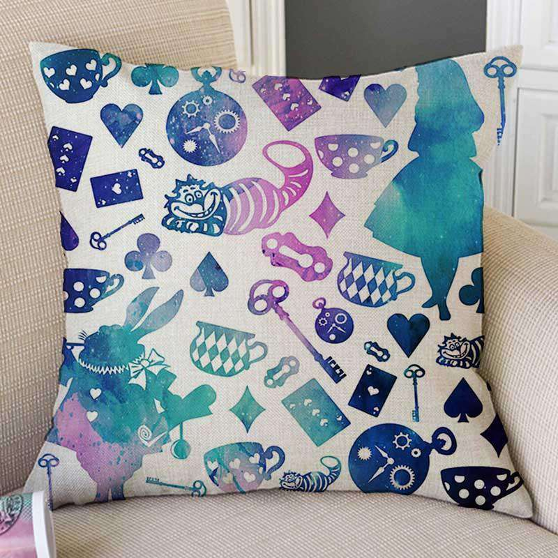 ALICE IN WONDERLAND PILLOW CASE – FRA