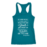 """He's more myself than i am"" Women's Tank Top - Gifts For Reading Addicts"