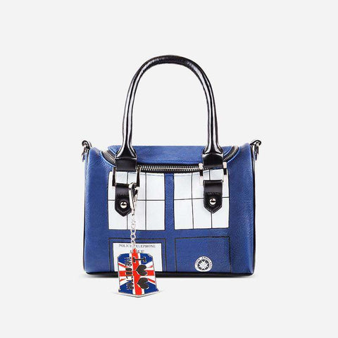 Doctor Who Mini Satchel - Gifts For Reading Addicts