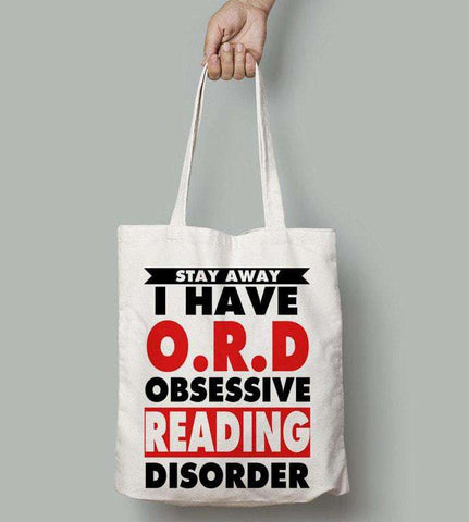 I Have O.R.D-For Reading Addicts