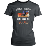 """Forget Candy"" Women's Fitted T-shirt"