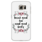 Good books phone case white - Gifts For Reading Addicts