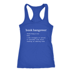 """Book hangover"" Women's Tank Top - Gifts For Reading Addicts"