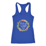 """Portable magic"" Women's Tank Top - Gifts For Reading Addicts"