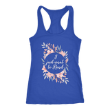 """Want to read"" Women's Tank Top"