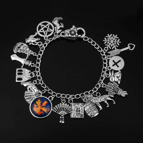 Outlander Charm Bracelet - Gifts For Reading Addicts