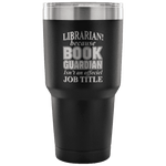 Book Guardian Travel Mug