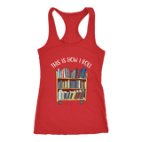 """This is how i roll"" Women's Tank Top"