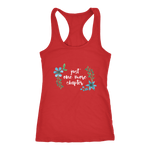 """One more"" Women's Tank Top - Gifts For Reading Addicts"