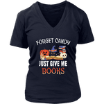 """Forget Candy"" V-neck Tshirt"