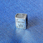 Fairytale Pandora Compatible Charm 100% 925 silver - Gifts For Reading Addicts
