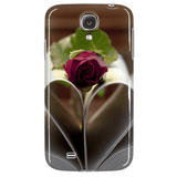 Book & Flower Love Phone Cases-For Reading Addicts
