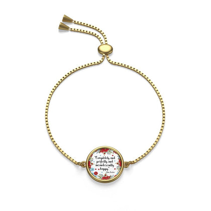 Jane Austen Box Chain Bracelet - Gifts For Reading Addicts