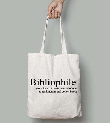 A Bibliophile is ... - Gifts For Reading Addicts