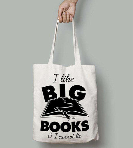 I Like Big Books..-For Reading Addicts